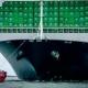 """El """"Ever Given"""" ya navega por el Canal de Suez"""