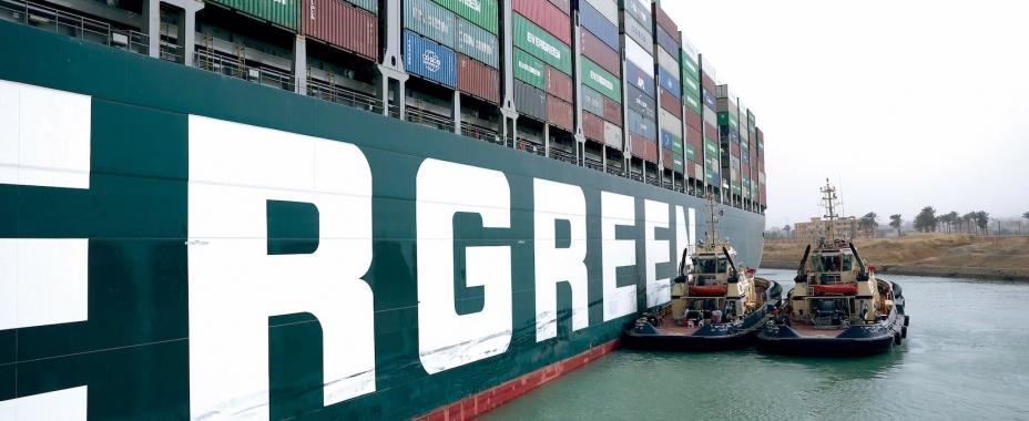 """El """"Ever Given"""" alega """"avería gruesa"""" para limitar su responsabilidad en el colapso del Canal de Suez"""